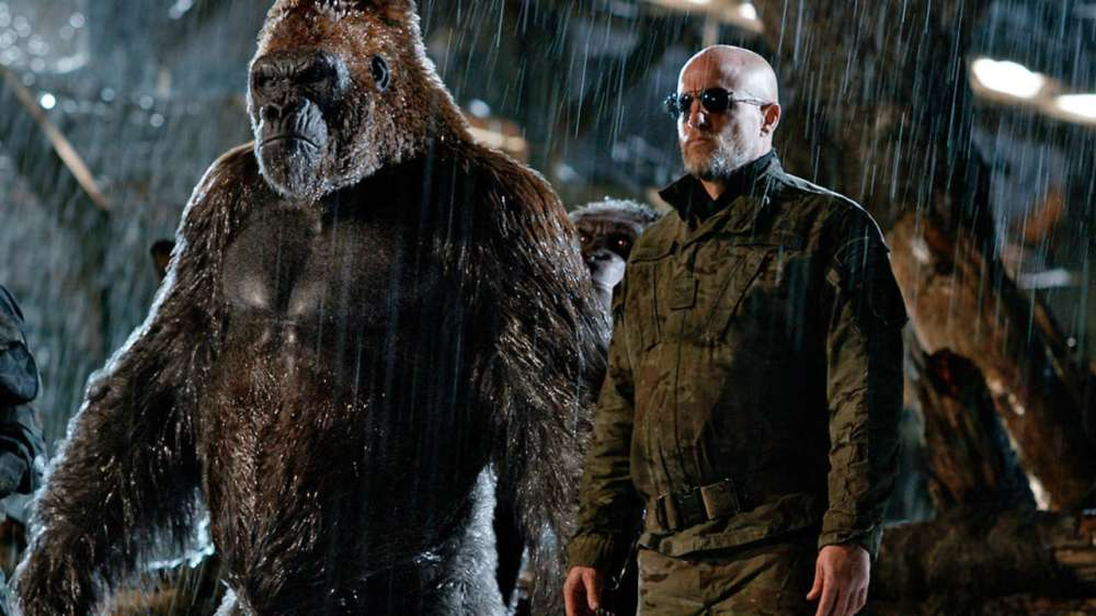War for the Planet of the Apes 2